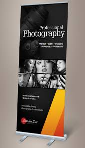 Roll up Professional photography
